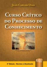 Capa do livro: Curso Crítico do Processo de Conhecimento, Jean Carlos Dias
