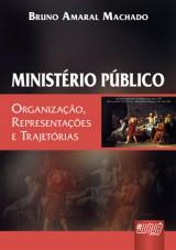 Capa do livro: Ministério Público, Bruno Amaral Machado