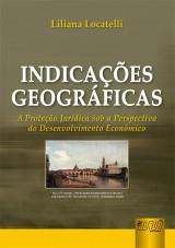Capa do livro: Indicações Geográficas, Liliana Locatelli