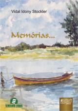 Capa do livro: Memórias..., Vidal Idony Stockler