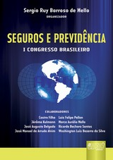 Capa do livro: Seguros e Previdência, Sergio Ruy Barroso de Melo