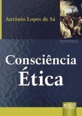 Capa do livro: Consciência Ética, Antônio Lopes de Sá