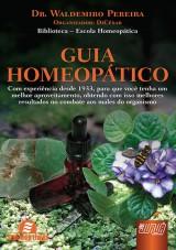 Capa do livro: Guia Homeop�tico, Dr. Waldemiro Pereira - Organizador: Dic�sar Waldemiro Caram Pereira
