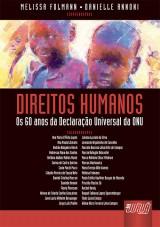 Capa do livro: Direitos Humanos, Coordenadores: Melissa Folmann e Danielle Annoni