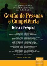 Capa do livro: Gestão de Pessoas e Competência, Coords.: Diogo H. Helal, Fernando C. Garcia e Luiz Carlos Honório