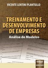 Capa do livro: Treinamento e Desenvolvimento de Empresas - An�lise de Modelos, Vicente Lentini Plantullo