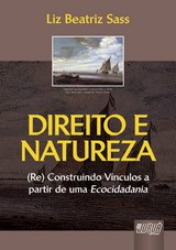 Capa do livro: Direito e Natureza, Liz Beatriz Sass