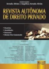 Capa do livro: Revista Autônoma de Direito Privado - Número 4, Arruda Alvim e Angélica Arruda Alvim