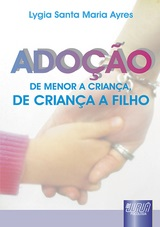 Capa do livro: Adoção, Lygia Santa Maria Ayres
