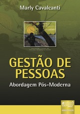 Capa do livro: Gestão de Pessoas - Abordagem Pós-Moderna, Marly Cavalcanti