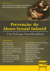 Capa do livro: Preven��o do Abuso Sexual Infantil - Um Enfoque Interdisciplinar, Orgs.: L�cia Cavalcanti de A. Williams e Eliane Aparecida C. Ara�jo