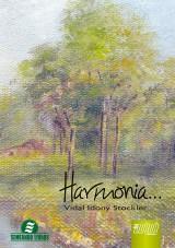 Capa do livro: Harmonia..., Vidal Idony Stockler