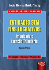 Capa do livro: Entidades Sem Fins Lucrativos - Coleção Prática Contábil, Lúcia Helena Briski Young