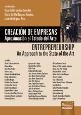 Capa do livro: Creación de Empresas - Aproximación al Estado del Arte, Coordenadores: Ricardo Hernández Mogollón, María del Mar Fuentes Fuentes e Lázaro Rodríguez Ariza