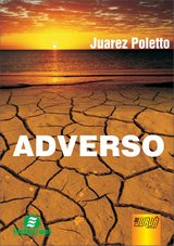 Capa do livro: Adverso, Juarez Poletto