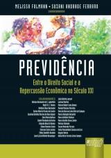 Capa do livro: Previdência, Coordenadores: Melissa Folmann e Suzani Andrade Ferraro
