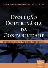 Capa do livro: Evolução Doutrinária da Contabilidade, Rodrigo Antonio Chaves da Silva