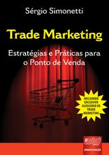 Capa do livro: Trade Marketing, Sérgio Simonetti