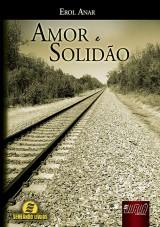Capa do livro: Amor e Solidão, Erol Anar