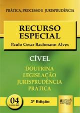 Capa do livro: Recurso Especial - PPJ, Paulo Cesar Bachmann Alves