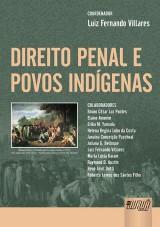 Capa do livro: Direito Penal e Povos Indígenas, Coordenador: Luiz Fernando Villares