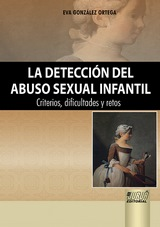 Capa do livro: La Detección del Abuso Sexual Infantil, Eva González Ortega