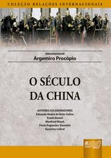 Capa do livro: Século da China, O, Organizador: Argemiro Procópio