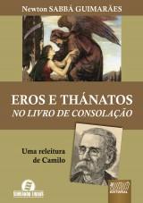 Capa do livro: Eros e Thánatos, Newton SABBÁ GUIMARÃES