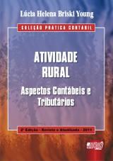 Capa do livro: Atividade Rural, Lúcia Helena Briski Young