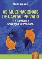 Capa do livro: Multinacionais de Capital Privado, As, Carla Liguori