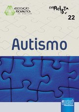 Capa do livro: Revista da Associação Psicanalítica de Curitiba - Vol. 22 - Autismo, Organizadora: Rosane Weber Licht