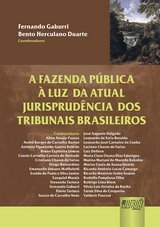 Capa do livro: Fazenda Pública, A, Coordenador: Fernando Gaburri e Bento Herculano Duarte