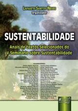 Capa do livro: Sustentabilidade, Organizador: Lafaiete Santos Neves