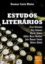 Capa do livro: Estudos Literários, Neumar Carta Winter