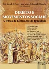 Capa do livro: Direito e Movimentos Sociais, Organizadores: Igor Sporch da Costa e João Irineu de Resende Miranda