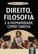 Capa do livro: Direito, Filosofia, Nuno M. M. S. Coelho