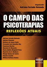 Capa do livro: Campo das Psicoterapias, O, Organizador: Adriano Furtado Holanda