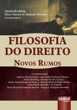 Capa do livro: Filosofia do Direito - Novos Rumos, Coordenadores: Aloísio Krohling e Dirce Nazaré de Andrade Ferreira