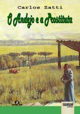 Capa do livro: O Andejo e a Prostituta, Carlos Zatti