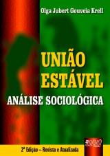 Capa do livro: União Estável - Análise Sociológica, Olga Jubert Gouveia Krell