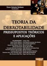 Capa do livro: Teoria da Derrotabilidade, Coordenador: Cesar Antonio Serbena