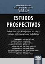 Capa do livro: Estudos Prospectivos, Coordenadores: Christian Luiz da Silva, Décio Estevão do Nascimento e Marília de Souza