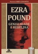 Capa do livro: Ezra Pound, Newton SABBÁ GUIMARÃES