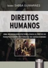 Capa do livro: Direitos Humanos, Isaac SABBÁ GUIMARÃES