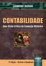 Capa do livro: Contabilidade, Laudelino Jochem