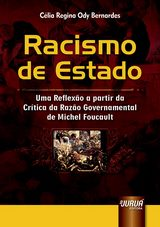 Capa do livro: Racismo de Estado, Célia Regina Ody Bernardes