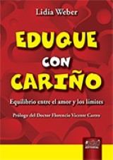 Capa do livro: Eduque Con Cariño, Lidia Weber