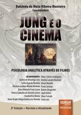 Capa do livro: Jung e o Cinema, Coordenadora: Dulcinéa da Mata Ribeiro Monteiro