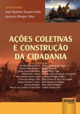 Capa do livro: Ações Coletivas e Construção da Cidadania, Coordenadores: José Querino Tavares Neto e Juvencio Borges Silva
