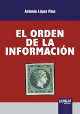 Capa do livro: El Orden de La Información, Antonio López Pina